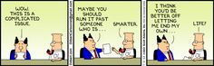 The Dilbert Strip for July 2, 2013