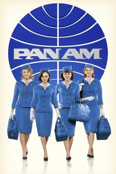 Period drama about the pilots and flight attendants who once made Pan Am the most glamorous way to fly.