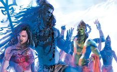 free  Hindu book   Launches New Graphic Novel on Indian Mythology with Virgin Comics ...