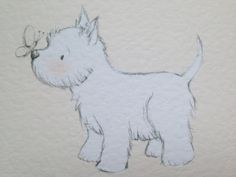 Puppy collection West Highland Terrior by LittleCupCreations