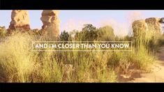 Closer Than You Know - Lyric/Music video - Hillsong United - Empires 2015