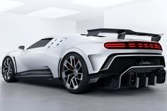 The capabilities of the Bugatti Centodieci are extra like a rocket than a automobile, in keeping with a earlier mannequin to which it pays homage. Bugatti Veyron, Bugatti Cars, Bugatti Motor, Most Expensive Bugatti, Most Expensive Car, K5 Blazer, Ford Raptor, Pontiac Gto, Ferrari 458