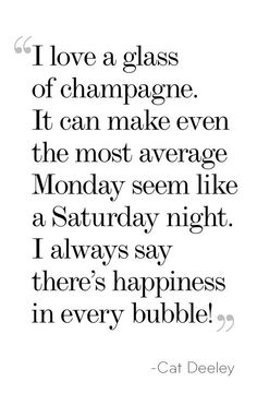 happiness in every bubble!
