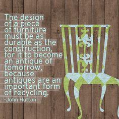 The design of a piece...