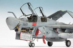 1/48 Kinetic EA-6B Prowler by Artur Oslizlo