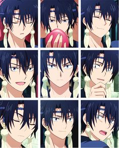 Akatsuki no Yona #anime Son Hak I NEVER GET ENOUGH OF HIM gimme more <3