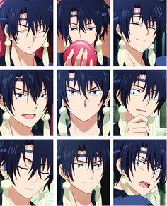 Akatsuki no Yona #anime Son Hak I NEVER GET ENOUGH OF HIM gimme more <3