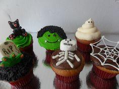 Halloween cupcakes s