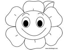 maschera-fiore