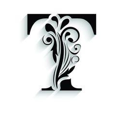 Galaxy Wallpaper Iphone, Cartoon Wallpaper Iphone, Cute Letters, Monogram Letters, Alphabet Photos, Flower Alphabet, 3d Street Art, Wood Carving Art, Creative Lettering