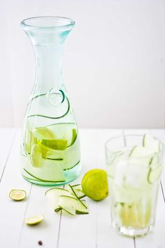 Naturally flavored water