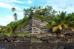 Nan Madol: Ceremonial Center of the Eastern Micronesia: Pohnpei Island. Shared by Edith Cruz