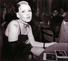 Soo Catwoman 1976 Bob Gruen