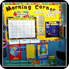 Classroom Organization, Decor, and More!