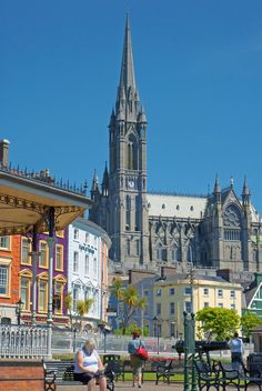 St. Colman's Cathedral, Cobh, Ireland°°