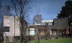 Alvar Aalto (© Alvar Aalto Museum/Maija Holma. // SE: Huset på Rievägen, Helsingfors  (1936))