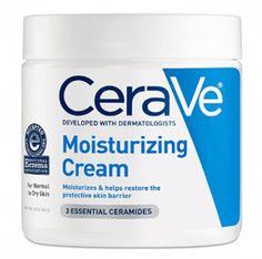 CeraVe Moisturizing Cream 19 oz Daily Face and Body Moisturizer for Dry Skin Hyaluronic Acid Moisturizer, Moisturizer For Dry Skin, Oily Skin, Sensitive Skin, Drugstore Skincare, Moisturiser, Lotion For Dry Skin, Cream For Dry Skin, Skin Products