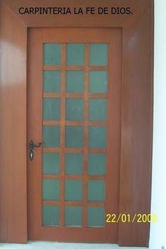 1000 images about puertas on pinterest modern interior - Puertas principales de madera ...