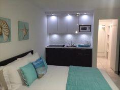 Ocean Beach Cabana.  New beachfront ground floor studio Steps to the Pool and Beach!!