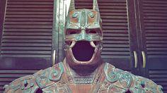 Batman a través de la Creatividad mexicana no Behance