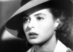 Available now at: www.etsy.com/shop/vintageimagerystore Hollywood Cinema, Classic Hollywood, Casablanca 1942, Roberto Rossellini, Yul Brynner, Swedish Actresses, Ingmar Bergman, Photo Print, Olivia De Havilland