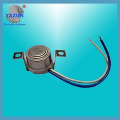 Bimetal Thermostat Switch_Commutateurs De Température