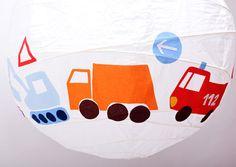 Lampe Fahrzeuge u. Verkehrsschilder
