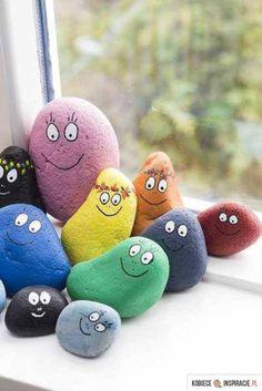 happy mumin-stones zum Abschied für Nicole