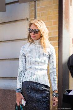STYLE DU MONDE / London FW SS2014: Before Christopher Kane  // #Fashion, #FashionBlog, #FashionBlogger, #Ootd, #OutfitOfTheDay, #StreetStyle, #Style