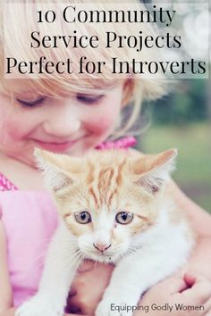 Volunteering isn't just for extroverts. Here are 10 volunteer ideas perfect for introverts too!