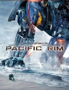 """Pacific Rim"". Best movie poster of the year."
