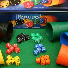 Perudo Dice Game | When I Was a Kid