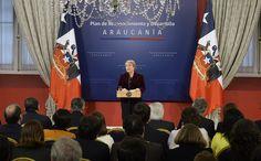 Bachelet pede perdão a povo mapuche e anuncia medidas em prol de indígenas no Chile