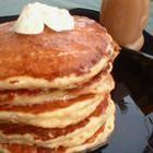buttery cinnamon pancake syrup.