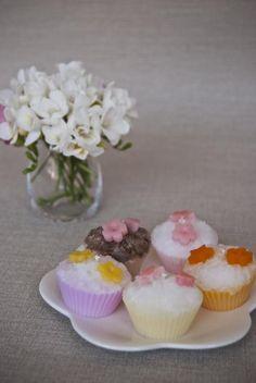 Cupcake Candle - Cupcake Mum