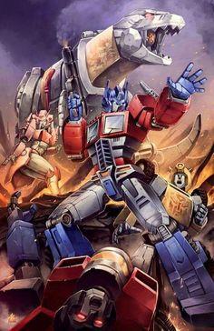 Autobots! transformers
