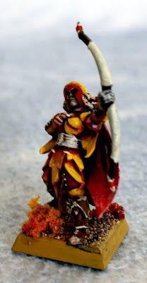 #warhammer #GamesWorkshop #woodelves #GladeGuards #miniaturepainting #Sagitari #Sagidima
