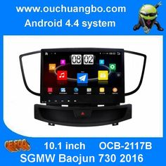 Find More Car DVD Information about Ouchuangbo autoradio multimedia gps audio for Baojun 730 2016 with USB BT 1024*600 capacitance screen android 4.4 ,High Quality gps card,China gps sirf atlas iv Suppliers, Cheap audio normalizer from Shenzhen Ouchuangbo Electronic CO.,LTD on Aliexpress.com