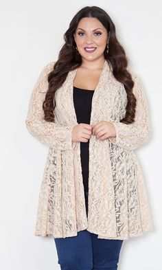 Plus size clothing for full figured women. We carry young and trendy, figure flattering clothes for plus size fashion forward women. Curvalicious Clothes has the latest styles in plus sizes Fashionable Plus Size Clothing, Plus Size Clothing Stores, Plus Clothing, Plus Size Fashion For Women, Plus Size Womens Clothing, Plus Size Outfits, Plus Zise, Mode Plus, Looks Plus Size