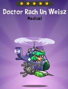 Doctor Rach Un Weisz- http://puzzletrooper.com/