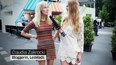 One day with Cloudy from LesMads and FashionDaily.TV