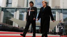 #Merkel: Éxitos de #Bolivia se deben a continuidad de #Evo - #Política #Alemania