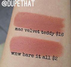 Velvet teddy dupe