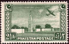 Pakistan Stamps 1948 Independence Fine Mint SG Scott 21 Other Asian and British Commonwealth Stamps HERE!