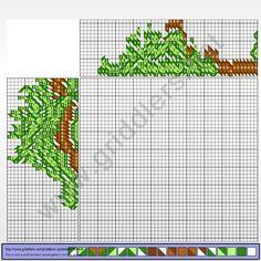 Griddlers Puzzle 183408 Cobaea Scandens