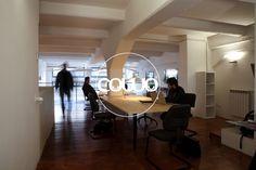 Spazio di Coworking affiliato a Rete Cowo®, presso Clock Music Production. Info: http://CoworkingProject.com