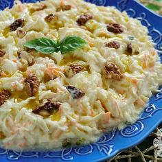 Celery Salad with Yogurt – Diet and Nutrition Macaroni Salad, Macaroni And Cheese, Turkish Salad, Grill Dessert, Yogurt, Turkish Recipes, Ethnic Recipes, Celery Salad, Apple Salad