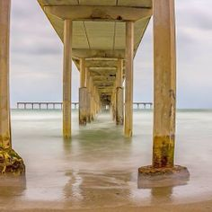 ob pier  by Roman Gomez - Instagram & Mobile Android ( romanphotography, oceanbeach )