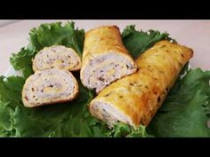 RULADĂ DE CAŞCAVAL CU PUI | Reghina Cebotari - YouTube Fresh Rolls, Carne, Sausage, Appetizers, Food And Drink, Meat, Ethnic Recipes, Youtube, Romanian Recipes
