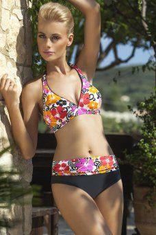 Dvoudílné dámské plavky Ewlon Miami Beach Miami Beach 3453276dd7